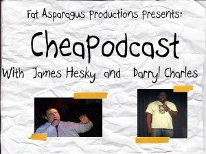cheapodcast