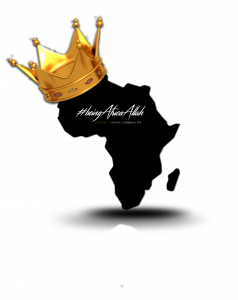 #beingAfricaAllah
