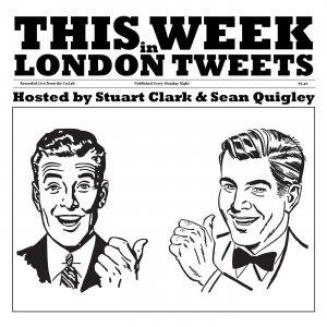 This Week in London Tweets