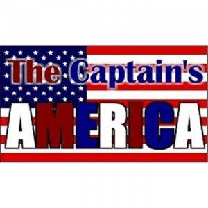 """The Captain's AMERICA"""