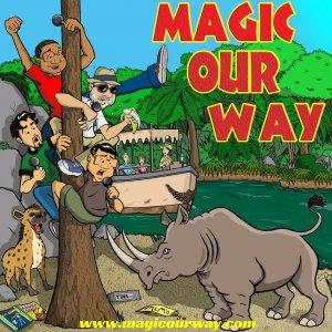 Magic Our Way - Artistic Buffs Talkin' Disney Stuff
