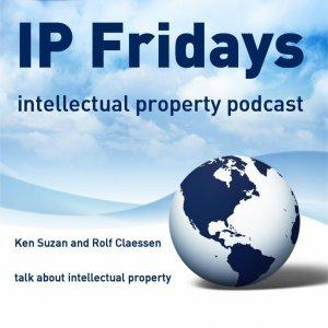 IP Fridays - your intellectual property podcast about trademarks, patents, designs and much more