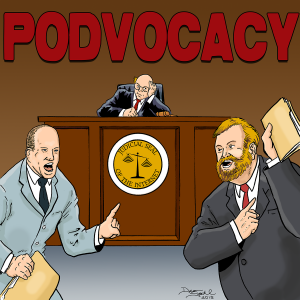 Podvocacy with Jason and David