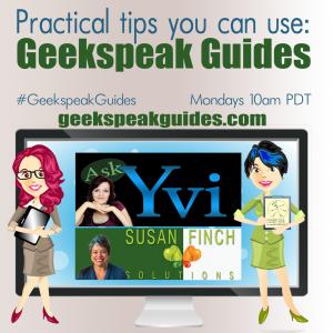 Geekspeak Guides