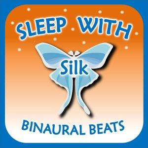 Sleep with Silk: Binaural Beats (to help insomnia, anxiety, stress, relax, focus, meditate, ASMR)