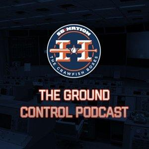 The Ground Control Podcast: A show about Astros baseball