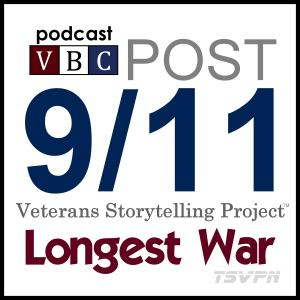 Longest War: The Post-9/11 Veterans Podcast