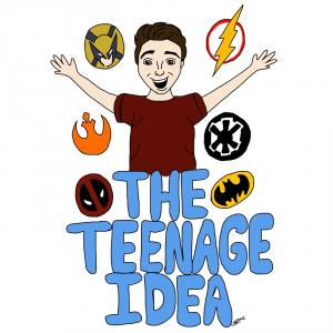 The Teenage Idea | Comics| Movies| TV| Different Thoughts With River