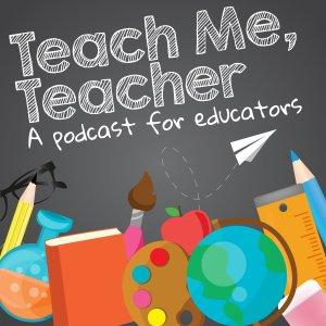 Teach Me, Teacher Cover Art