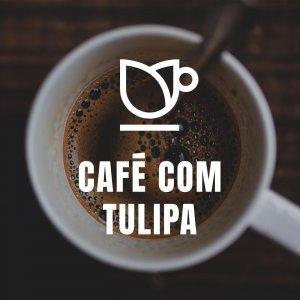 Café com Tulipa