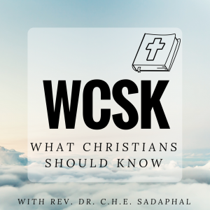 What Christians Should Know