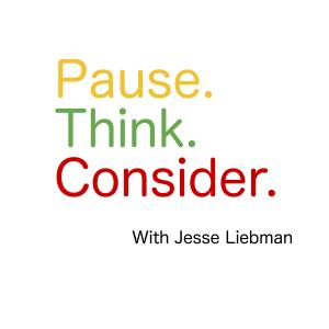 Pause. Think. Consider.