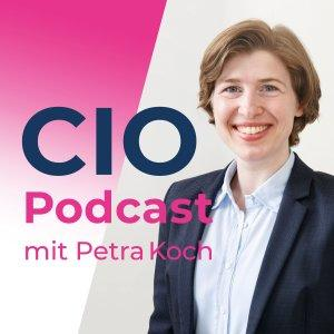 CIO Podcast mit Petra Koch | IT-Strategie, digitale Transformation und Systeme zur Entscheidungsunte