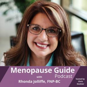 Menopause Guide Podcast, with RhondaNP