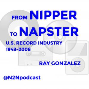 From Nipper To Napster - U.S. Record Industry 1948-2008
