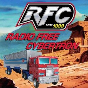Radio Free Cybertron - All of our Transformers podcasts!