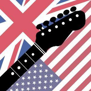 Classic Rock Battles - The Limey & the Yank