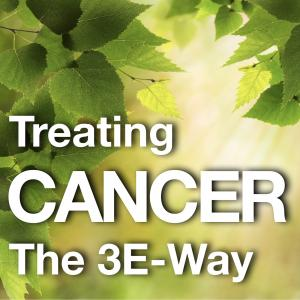 Treating cancer the 3E-way