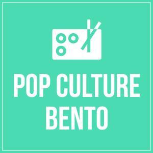Pop Culture Bento