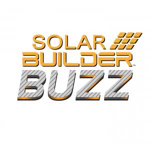 Solar Builder Buzz