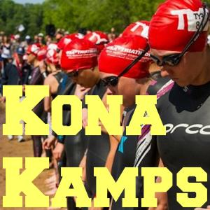 Kona Kamps (Triathlon and Endurance) - Dexter Yeats (Ironman