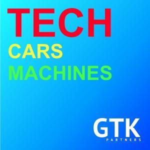 Tech. Cars. Machines.