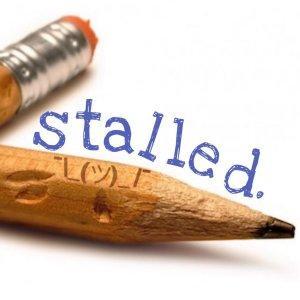 Stalled.