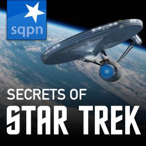 Secrets of Star Trek Cover Art