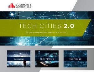 Cushman & Wakefield's Tech Cities 2.0