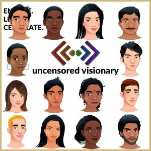 Uncensored Visionary: A LGBTQ Podcast