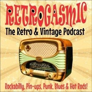 RETROGASMIC: The Vintage & Retro Podcast!