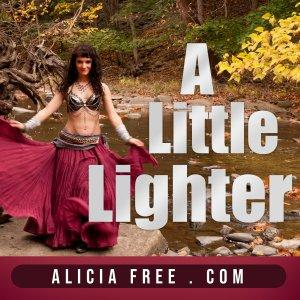 Belly Dance Podcast A Little Lighter