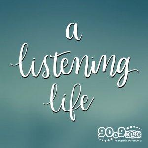 A Listening Life with Tracy Balzer (KLRC)