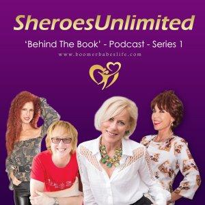 SheroesUnlimited - Behind The Book Series