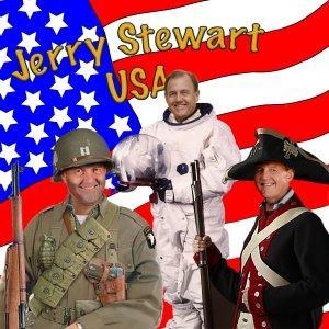 Jerry Stewart USA