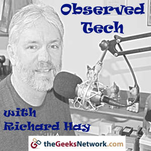 Observed Tech PODCAST