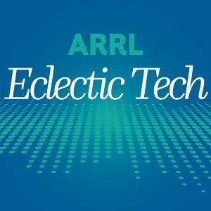 Logo of the ARRL Eclectic Tech Podcast