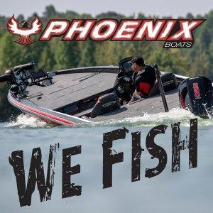 We Fish with Phoenix Boats Podcast