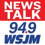 News/Talk 94.9 WSJM