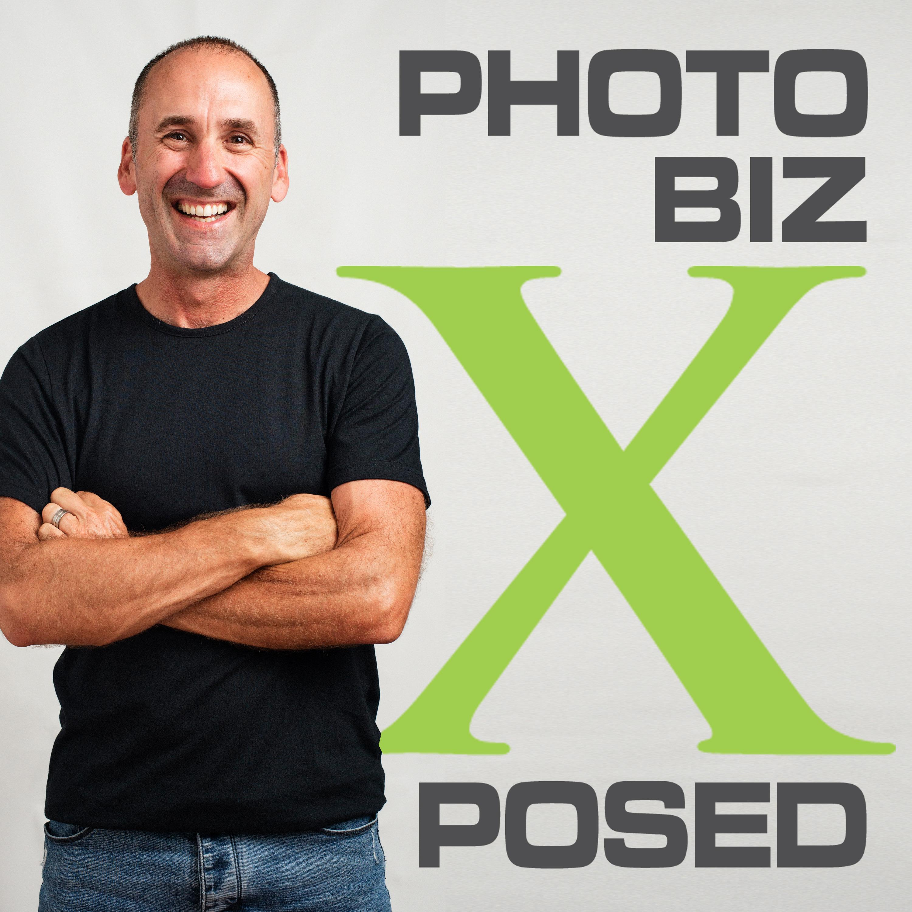 PhotoBizX The Ultimate Portrait and Wedding Photography Business Podcast
