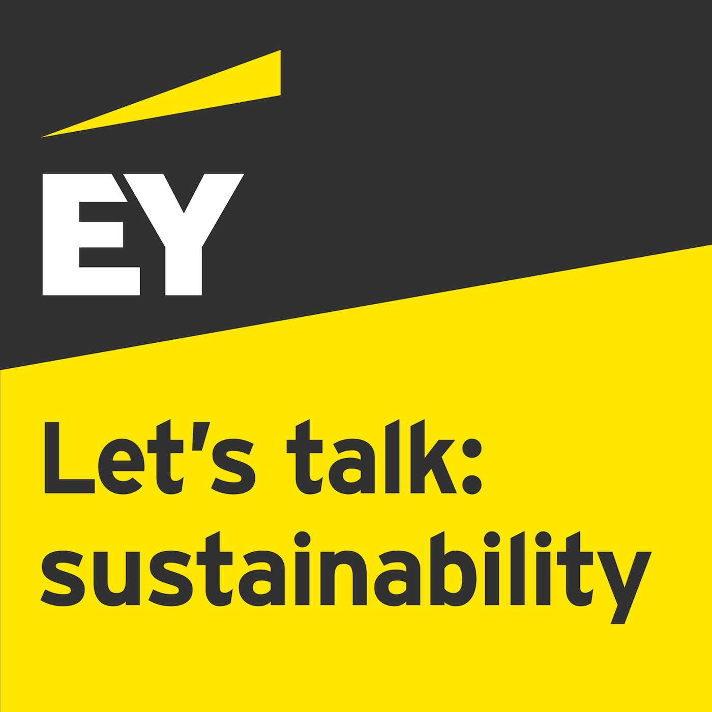 EY - Let's Talk: Sustainability