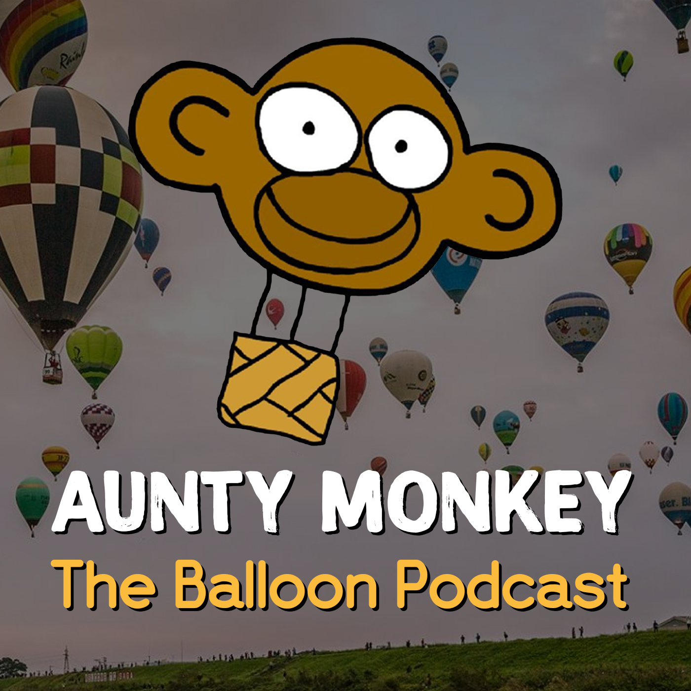 Aunty Monkey - The Balloon Podcast