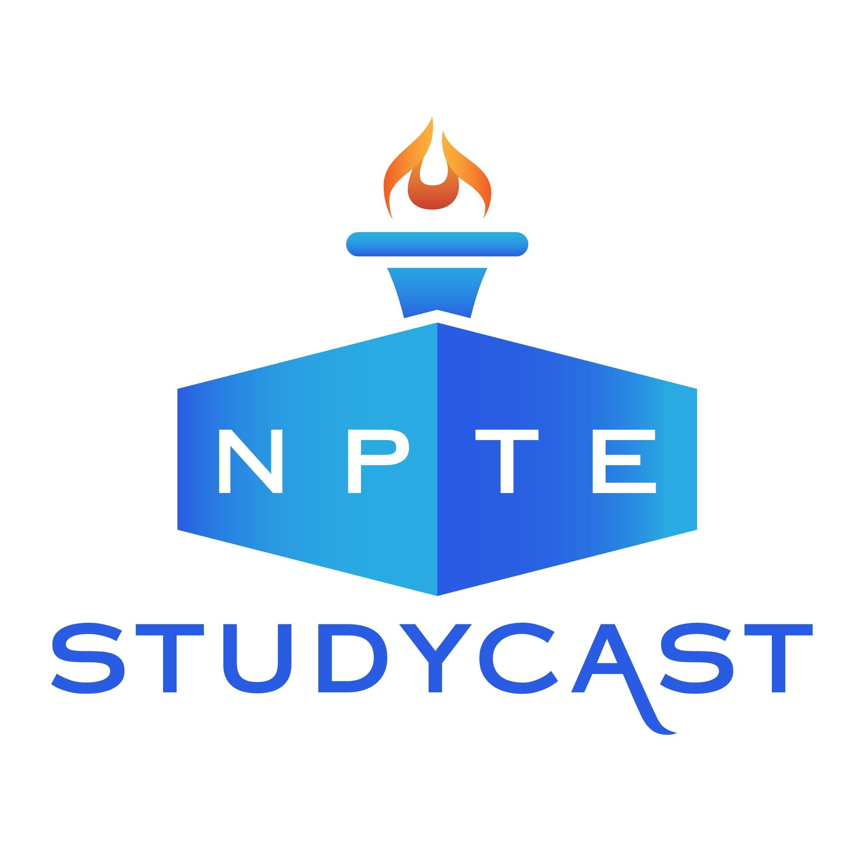 NPTE Studycast   Physical Therapy