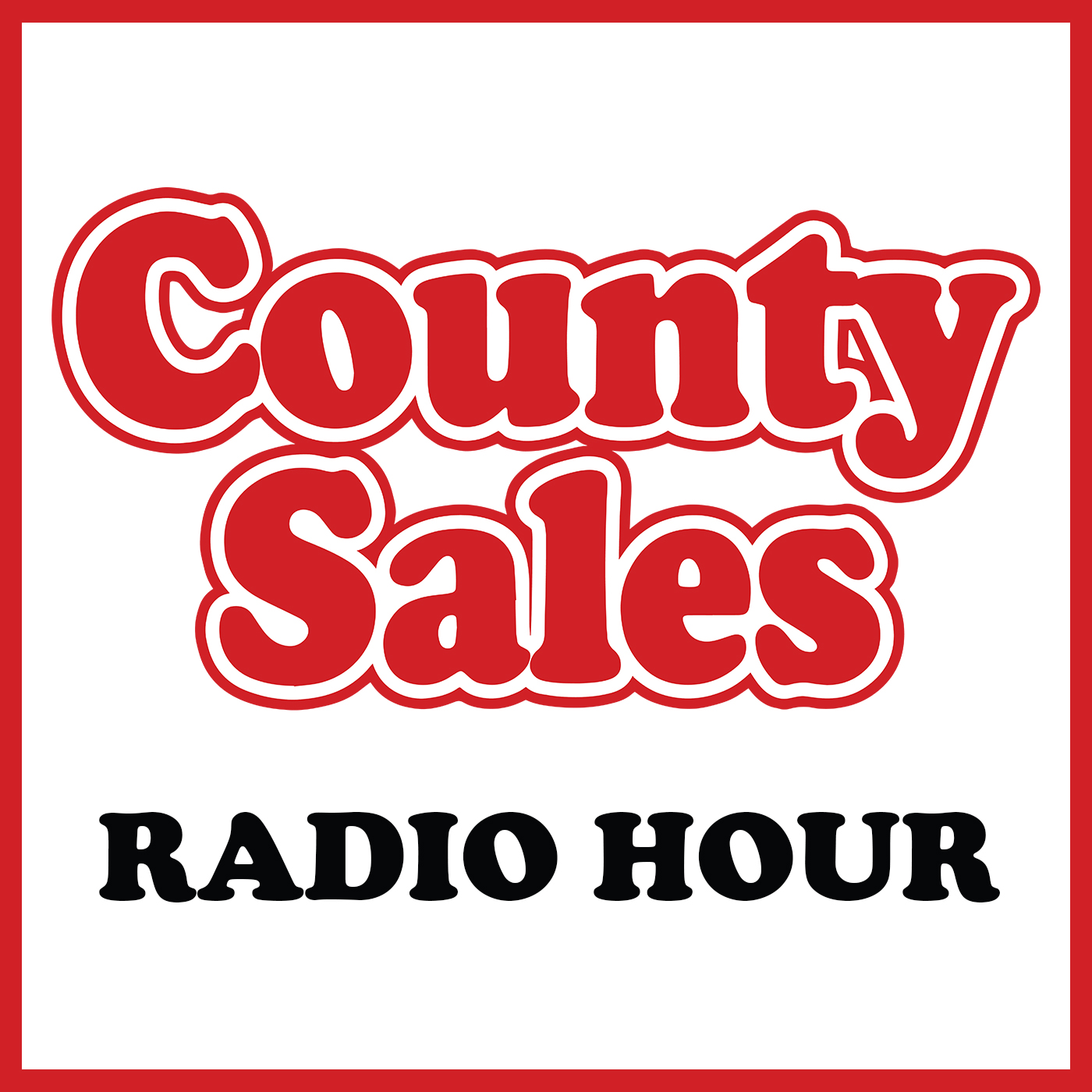 County Sales Radio Hour