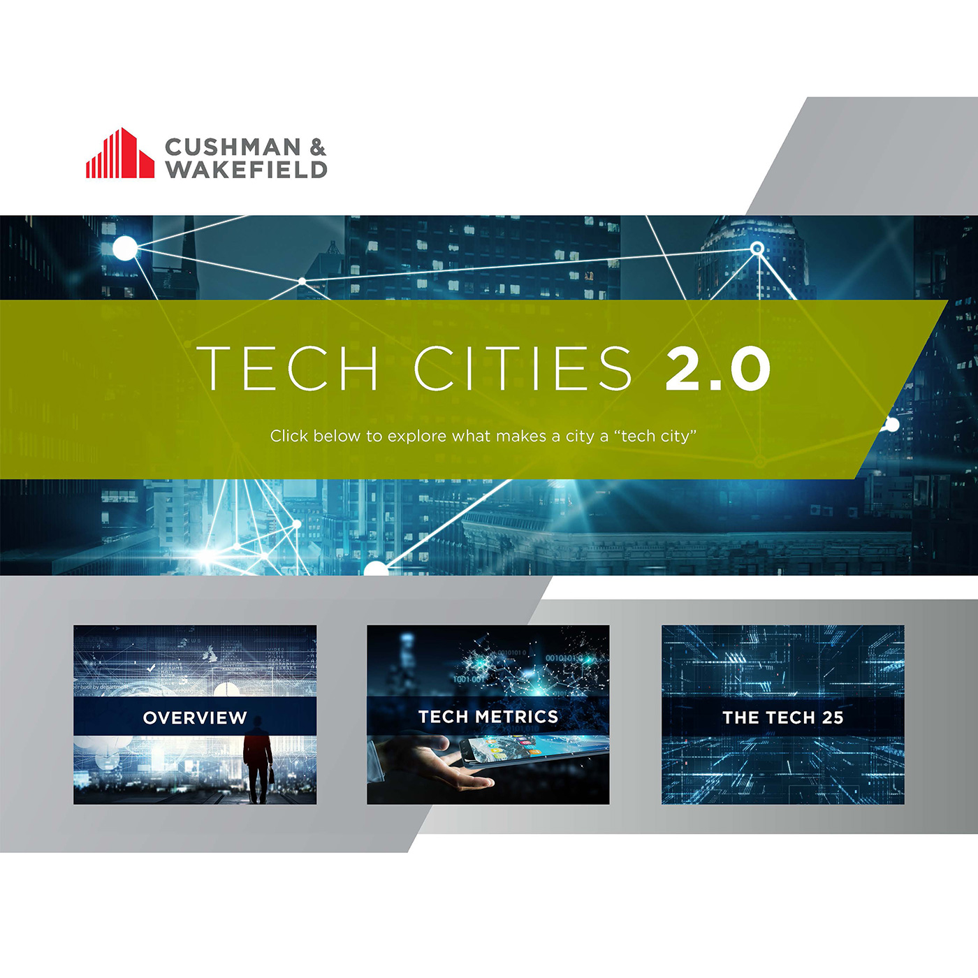 Tech Cities 2.0