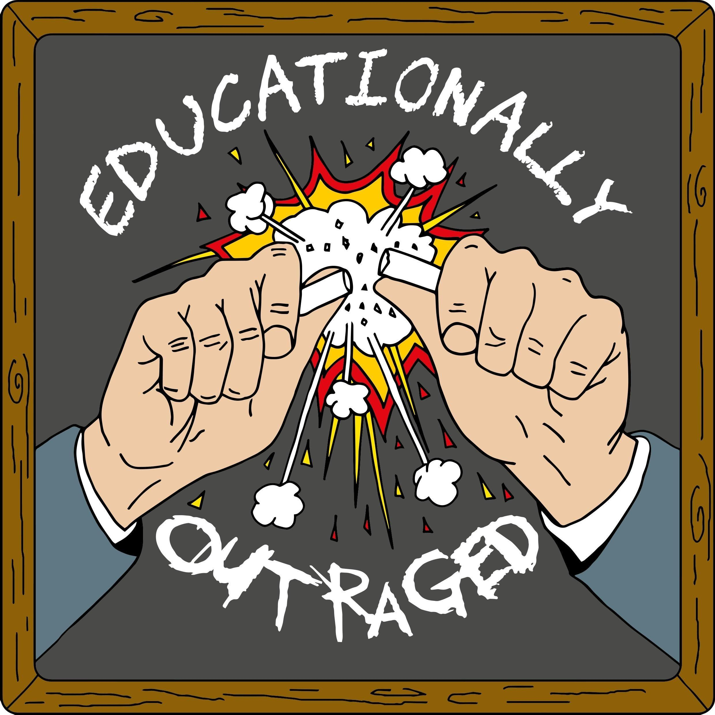Episode 01: Educationally Outraged with Iain Rankin