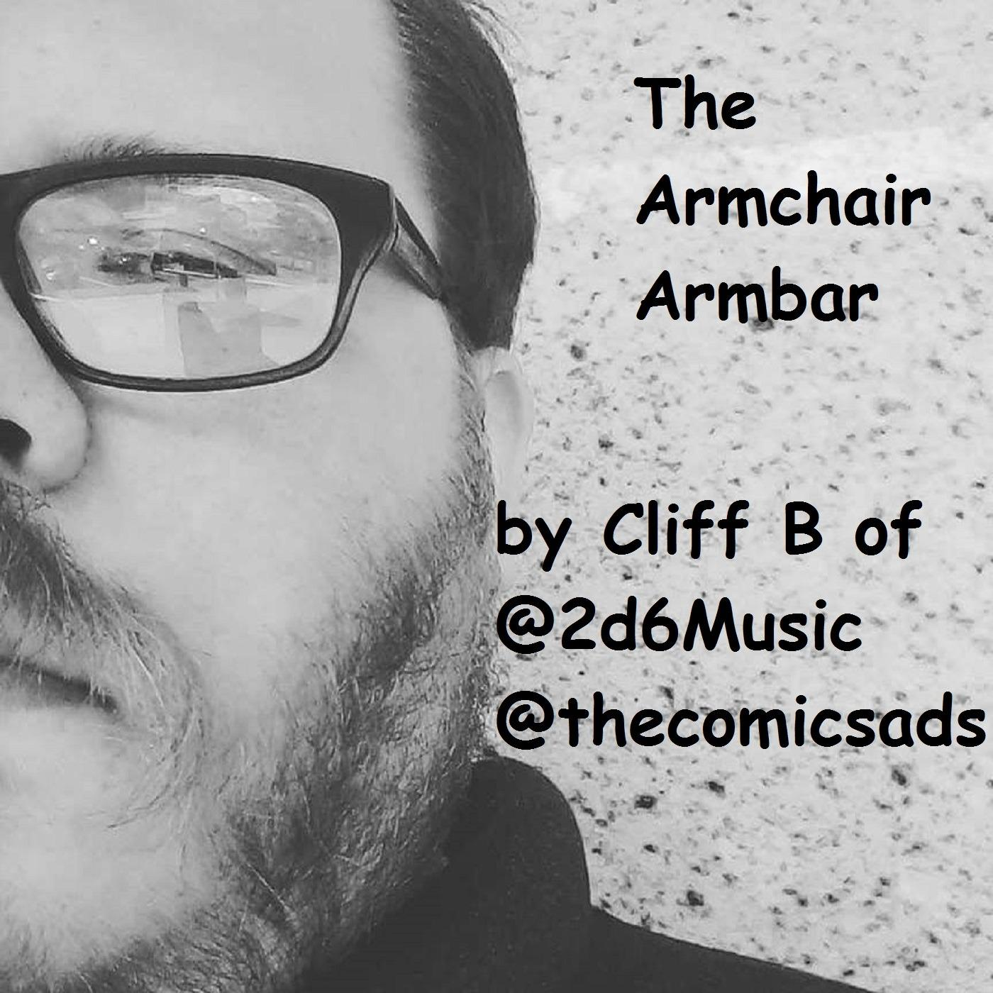 The Armchair Armbar Episode 3 - The Retirement of the Undertaker