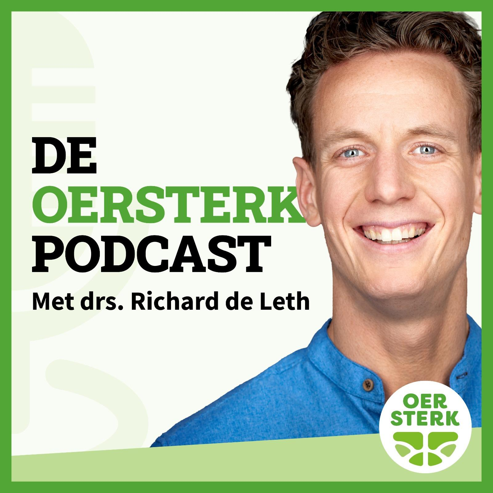 OERsterk Podcast met drs. Richard de Leth logo